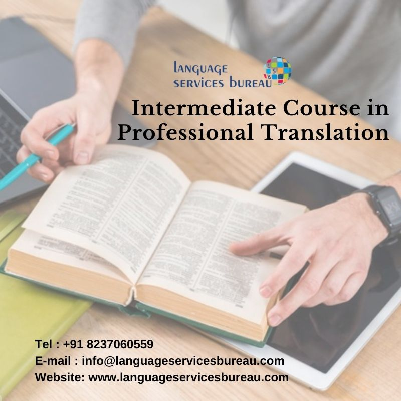 Intermediate Course in Translation